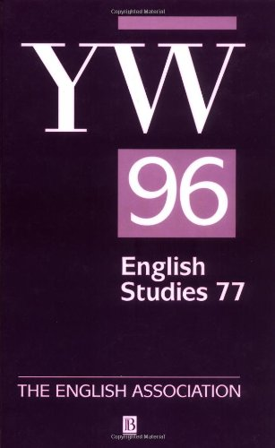 The Year's Work in English Studies 77 (The Year's Work 1996)