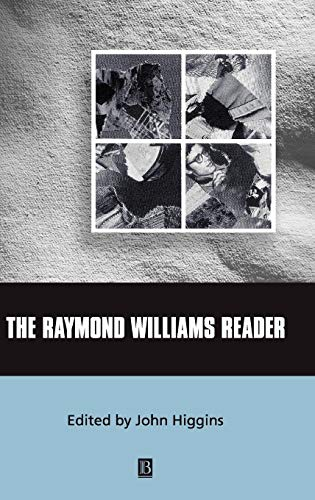 The Raymond Williams Reader (9780631213109) by Higgins, John