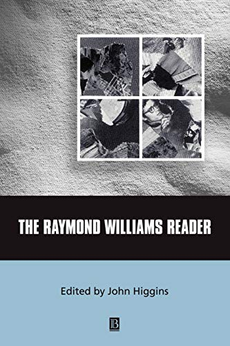 9780631213116: Raymond Willimas Reader (Blackwell Readers)