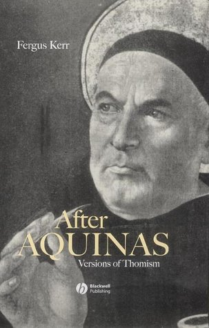 9780631213123: After Aquinas: Versions of Thomism