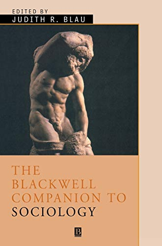 9780631213185: The Blackwell Companion to Sociology (Wiley Blackwell Companions to Sociology)
