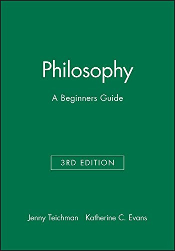 9780631213208: Philosophy: A Beginners Guide