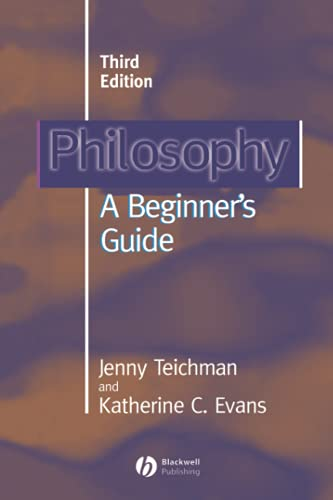 9780631213215: Philosophy: A Beginners Guide