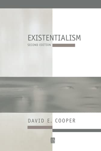 9780631213222: Existentialism: A Reconstruction (Introducing Philosophy)