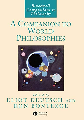9780631213277: A Companion to World Philosophies
