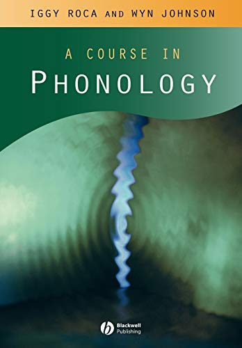 9780631213468: Course in Phonology