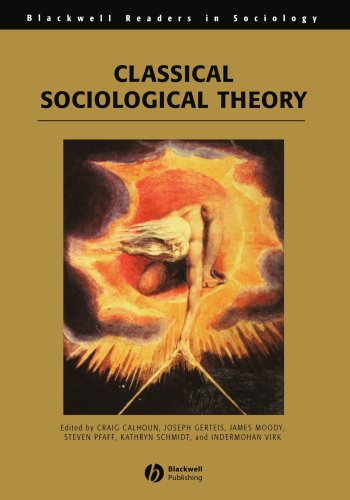 9780631213482: Classical Sociological Theory (Wiley Blackwell Readers in Sociology)