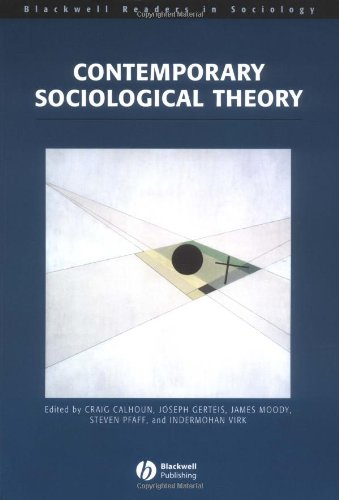 9780631213505: Contemporary Sociological Theory (Wiley Blackwell Readers in Sociology)