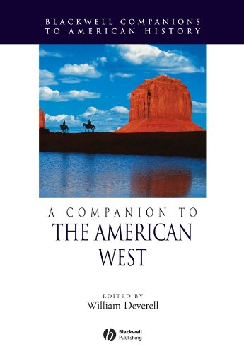 9780631213574: A Companion to the American West