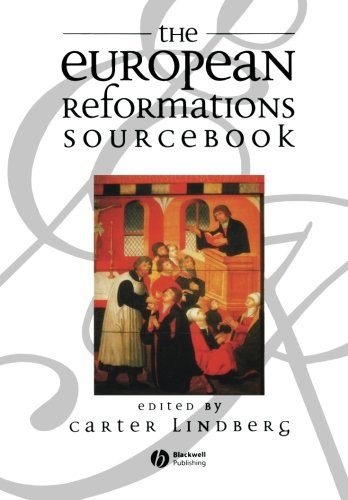 9780631213628: The European Reformations Sourcebook