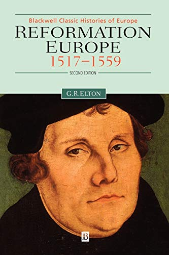 9780631213840: Reformation Europe (Blackwell Classic Histories of Europe)