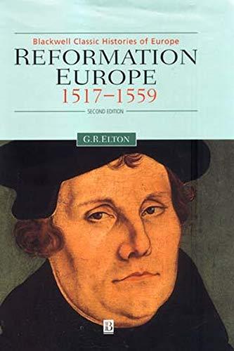 9780631213840: Reformation Europe: 1517-1559