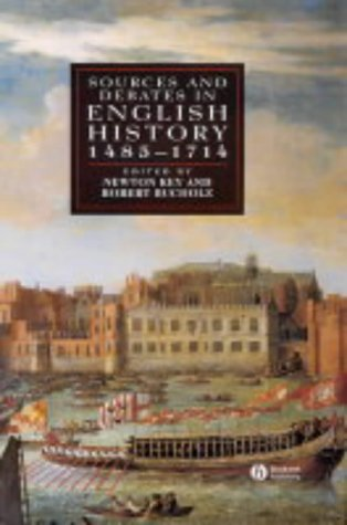 9780631213901: Sources and Debates in English History, 1485 - 1714