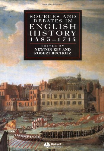 9780631213918: Sources and Debates in English History, 1485 - 1714