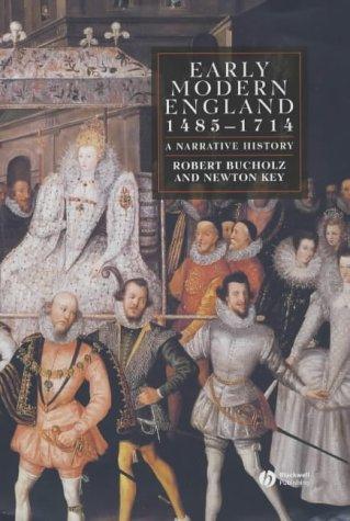 9780631213925: Early Modern England 1485-1714: A Narrative History