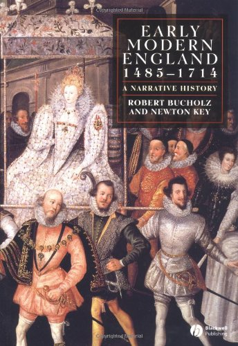 9780631213932: Early Modern England 1485-1714: A Narrative History