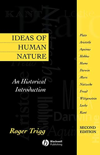 9780631214069: Ideas of Human Nature: An Historical Introduction