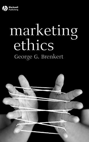 9780631214229: Marketing Ethics