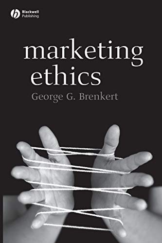 9780631214236: Marketing Ethics