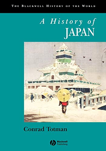 9780631214472: History of Japan (Blackwell History of the World)