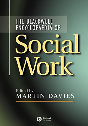 9780631214519: The Blackwell Encyclopedia of Social Work