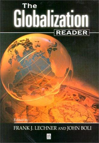 9780631214779: Globalization Reader (Blackwell Readers)