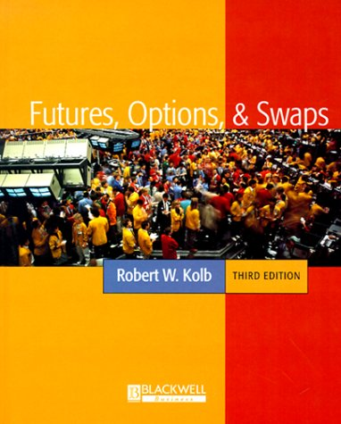 9780631214991: Futures, Options and Swaps