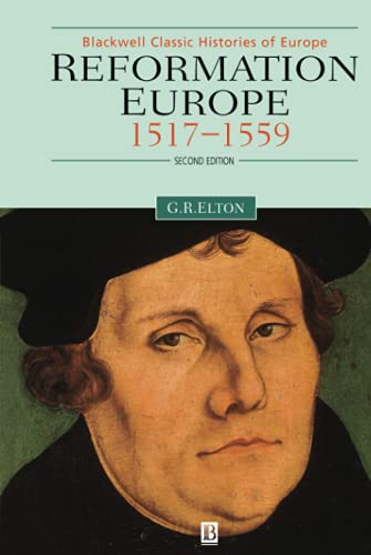 9780631215080: Reformation Europe: 1517-1559 (Blackwell Classic Histories of Europe)