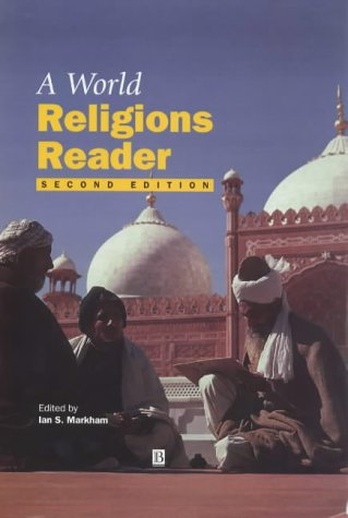 9780631215189: A World Religions Reader