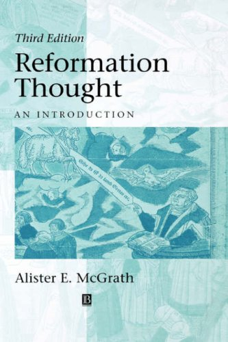 9780631215202: Reformation Thought: An Introduction