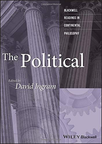 9780631215479: The Political (Blackwell Readings in Continental Philosophy)