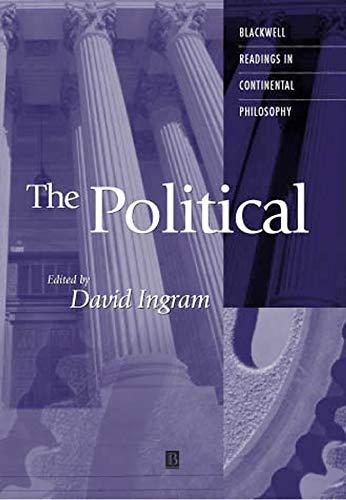 9780631215486: The Political