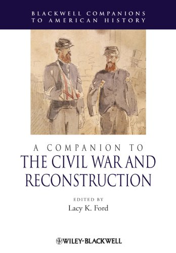 9780631215516: A Companion to the Civil War and Reconstruction (Wiley Blackwell Companions to American History)