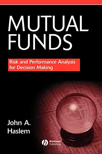 9780631215615: Mutual Funds: Risk and Performance Analysis for Decision Making