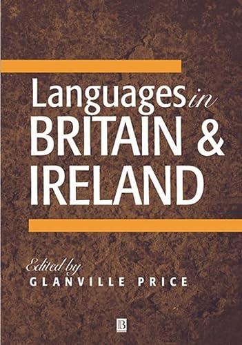 9780631215813: Languages in Britain & Ireland