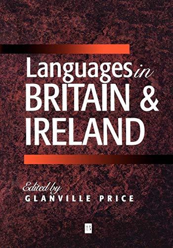 Languages in Britain and Ireland: Glanville Price