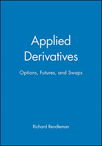 9780631215905: Applied Derivatives: Options, Futures and Swaps