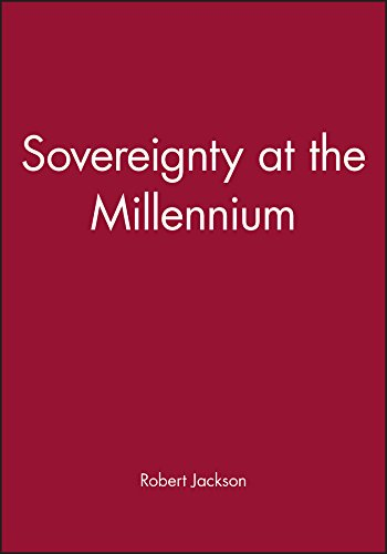 9780631215967: Sovereignty at the Millennium