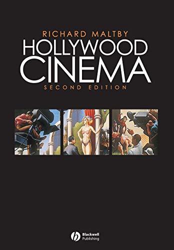 9780631216155: Hollywood Cinema, 2nd Edition