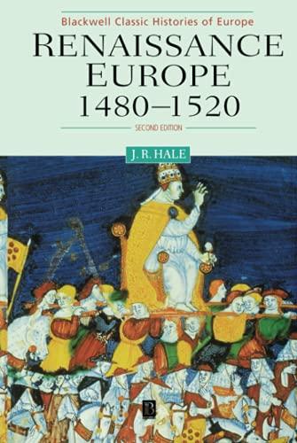 9780631216247: Renaissance Europe 1480 - 1520 (Blackwell Classic Histories of Europe)