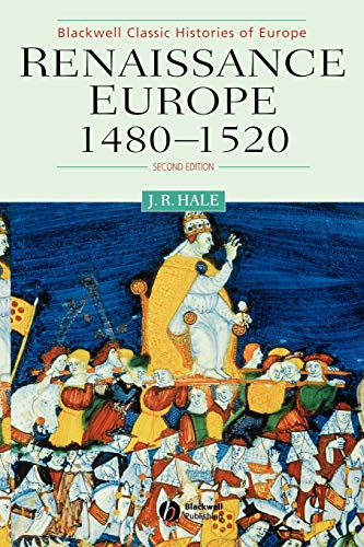 9780631216254: Renaissance Europe 1480-1520 Second Edition (Blackwell Classic Histories of Europe)