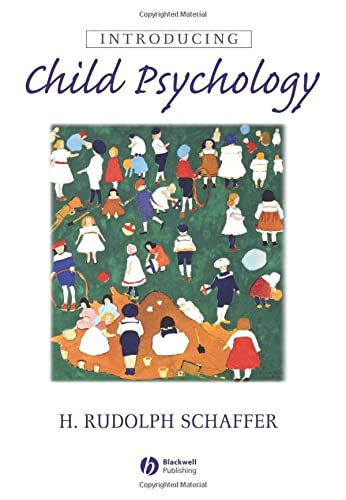 9780631216285: Introducing Child Psychology