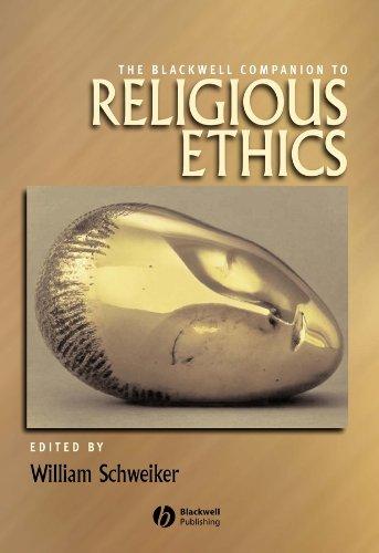 9780631216353: Blackwell Companion to Religious Ethics (Blackwell Companions to Religion)