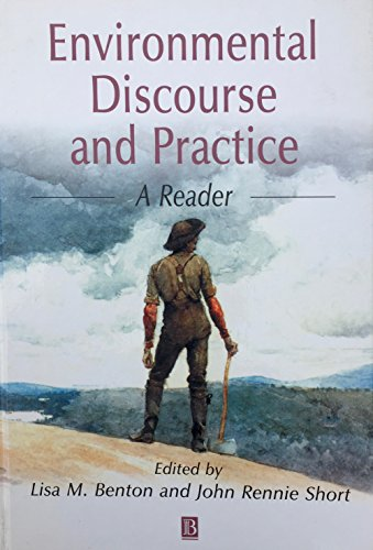 9780631216360: Environmental Discourse and Practice: A Reader