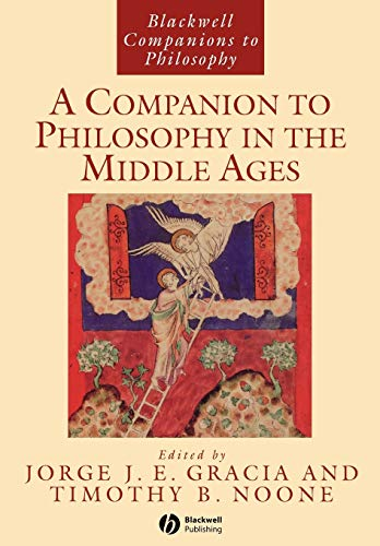 9780631216735: A Companion To Philosophy In The Middle Ages