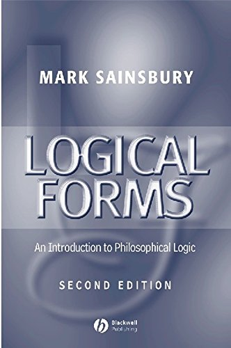 9780631216780: Logical Forms: An Introduction to Philosophical Logic