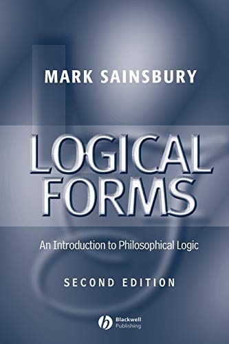 9780631216797: Logical Forms: An Introduction to Philosophical Logic