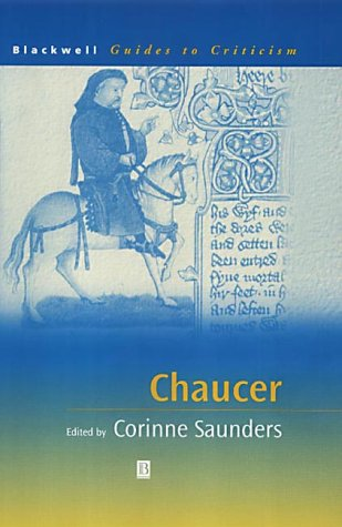 9780631217114: Chaucer (Blackwell Guides to Criticism)