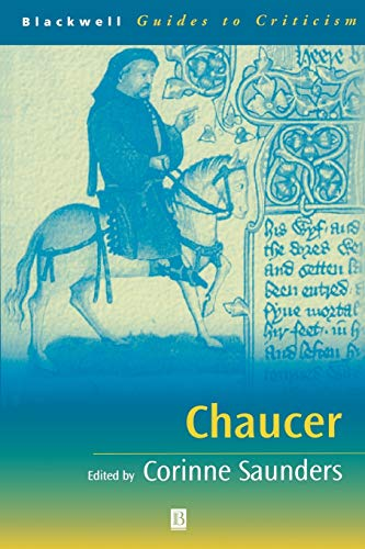 9780631217121: Chaucer (Blackwell Guides to Criticism)