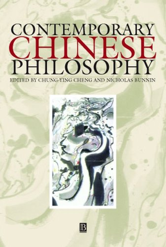 9780631217244: Contemporary Chinese Philosophy